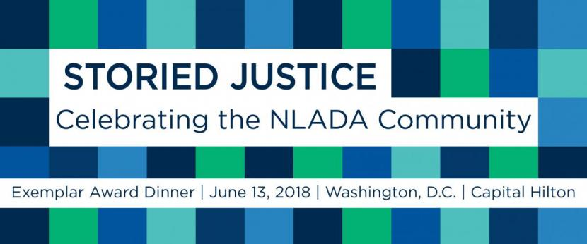 Storied Justice: Celebrating the NLADA Community