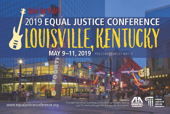 2019 Equal Justice Conference