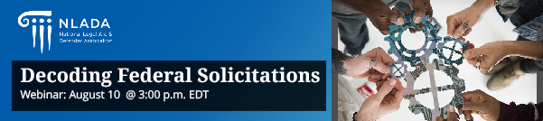 Decoding Federal Solicitations banner