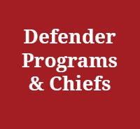 Defender Programs & Chiefs